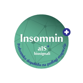 Insomnin badge for insomnia and sleep disorders